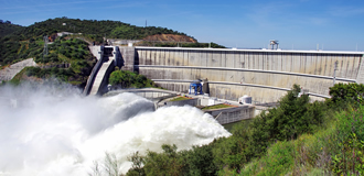 Historical framework of the activity of the Department of Concrete dams
