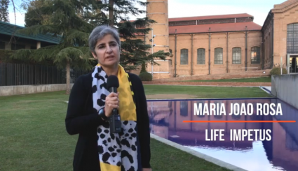 Interview of LNEC's researcher Maria João Rosa, concerning the LIFE Impetus project
