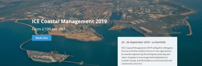 """ICE Coastal Management 2019"""