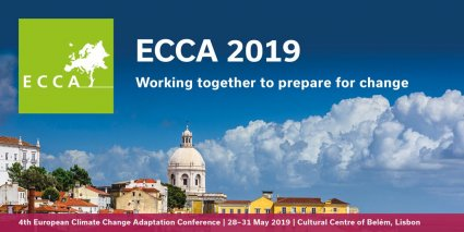 LNEC participates on the European Climate Change Adaptation conference - ECCA 2019