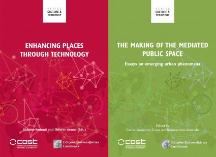 Two new editions released within the scope of the CyberParks Project