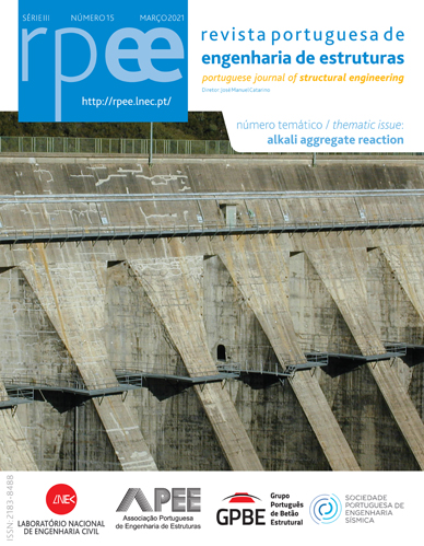 Portuguese Journal of Structural Engineering - Number 15 now available